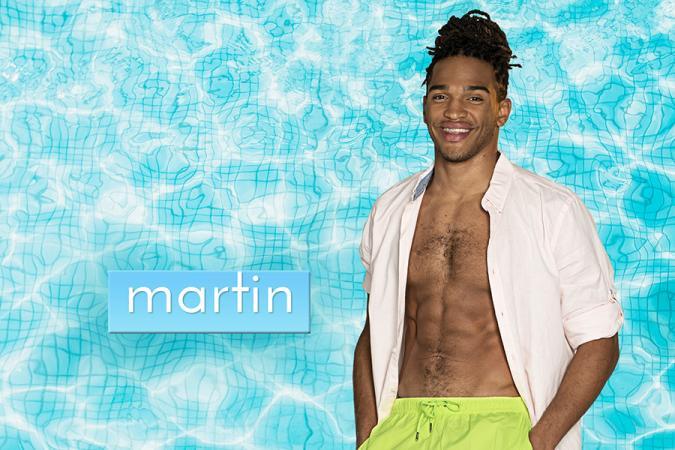 Martin (22) uit Londen