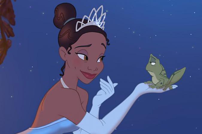 'De prinses en de kikker' (2009)