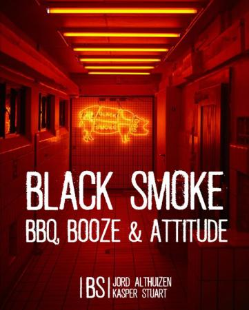 Kookboek Black Smoke