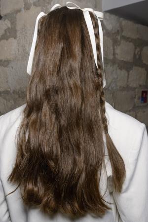 Strikjes in je haar