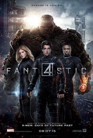 'Fantastic Four' (2015)