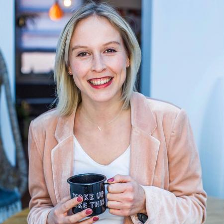 Beautyredactrice Sanne van Libelle