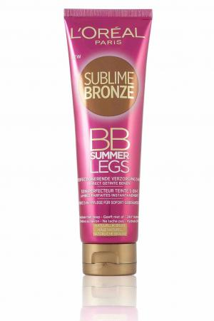 Sublime Bronze BB Summer legs van L'Oréal Paris