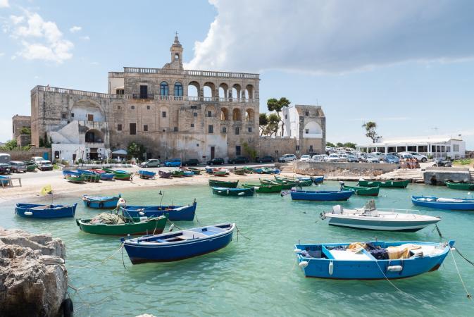 5. Bari, Italië