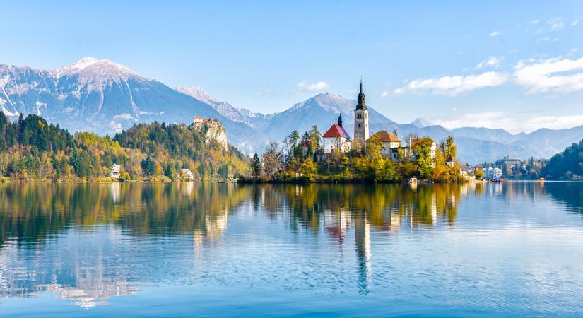 8. Van Nova Gorica totJesenice, Slovenië
