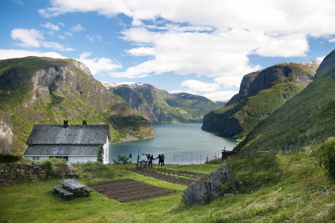 11. Bergensbanen, Noorwegen