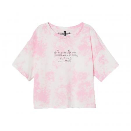 T-shirt 'thank u, next'