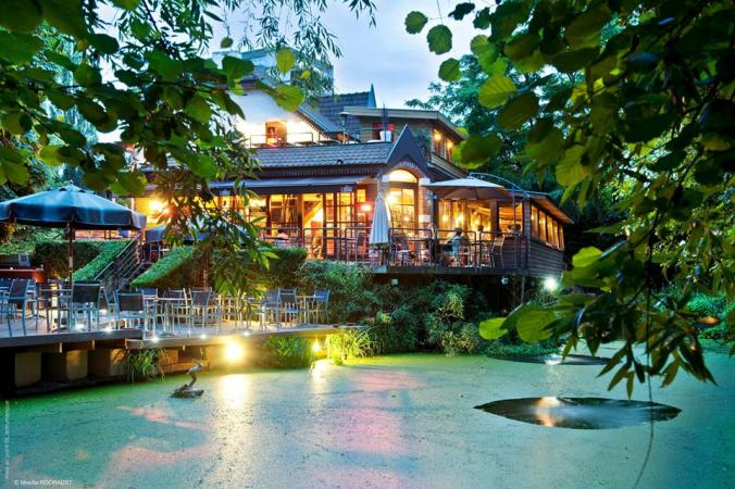 Julie: The Lodge à Watermael-Boitsfort