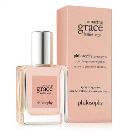 Amazing Grace Ballet Rose van Philosophy