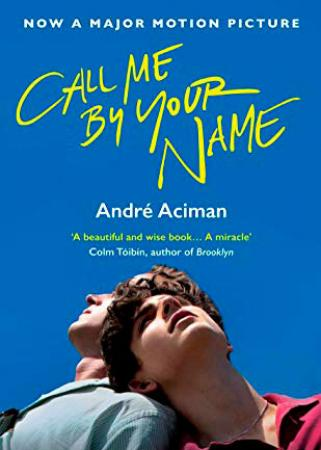 Italië: 'Call Me by your Name' van André Aciman