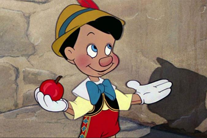 'Pinokkio'