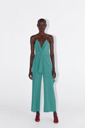 Combinaison à nœud – Zara