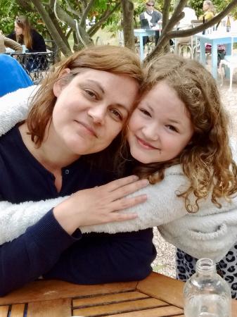 Eindredactrice Kaat is trotse mama van Lelie (11)