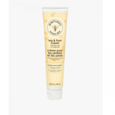 Leg & foot cream – Burt's Bees Mama Bee