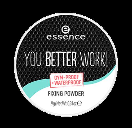 Fixing Powder van Essence