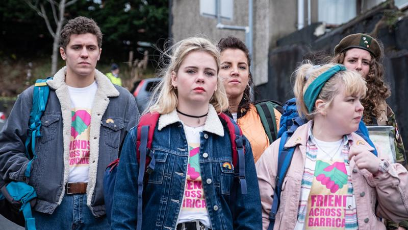 « Derry Girls » (saison 2) – 2 août