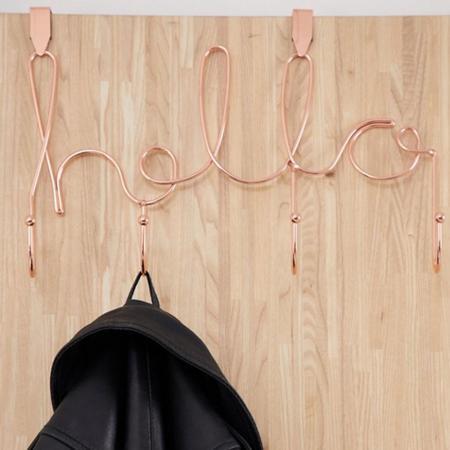 Deurhanger 'Hello'