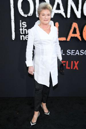 Kate Mulgrew (Galina 'Red' Resnikov)