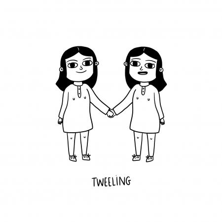 Tweeling (21 mei –21 juni)