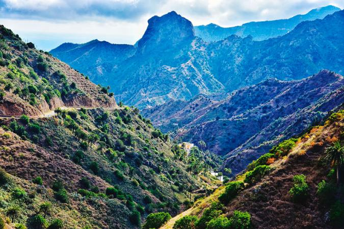 La Gomera, Spanje