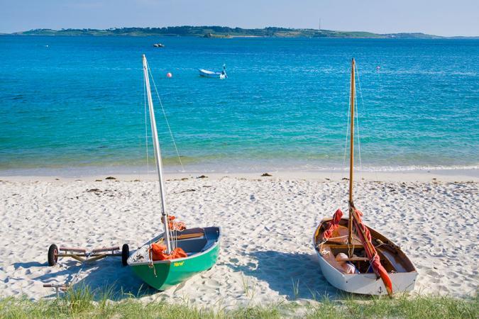 The Isles of Scilly, Verenigd Koninkrijk