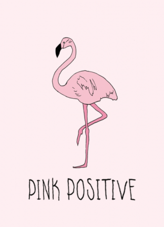 Pink Positive