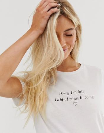 Witte T-shirts die allesbehalve saai zijn