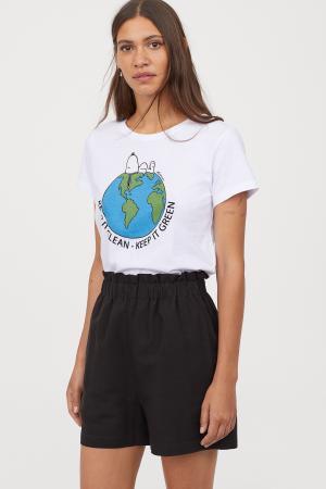 Pour protéger la planète – H&M