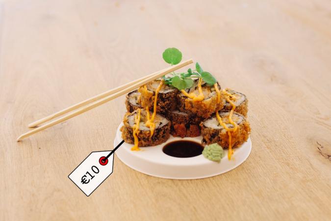 Shrimp Tempura Roll – Umami