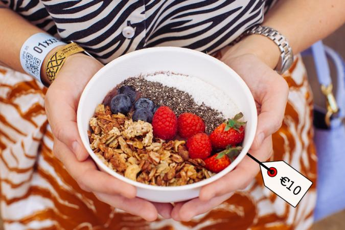 Acaï bowl met verse vruchten – Murni