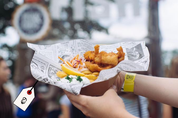 Kibbelingen – Fish & Chips