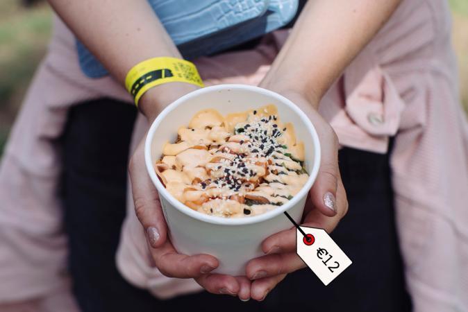Poké bowl spicy salmon – Poké Poké