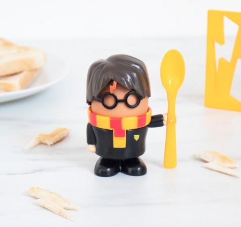 Coquetier et coupe pour toast Harry Potter