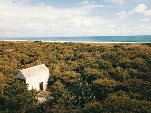 In een minihuisje – Puerto Escondido, Mexico