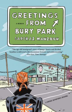 'Greetings rom Bury Park' van Sarfraz Manzoor