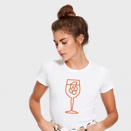 Le t-shirt femme