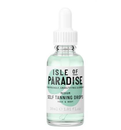 Self Tanning Drops vanIsle of Paradise