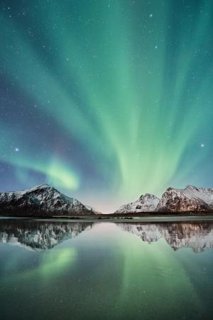 De dansende magie van het noorderlicht