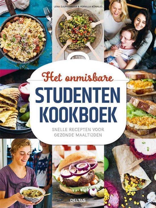 Het onmisbare studentenkookboek, Lena Djuphammar