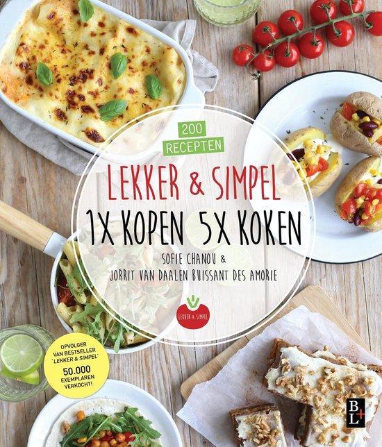Lekker & simpel, Sofie Chanou en Jorrit Van Daalen