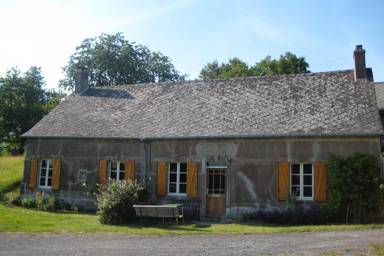 Vieille ferme authentique à Coingt