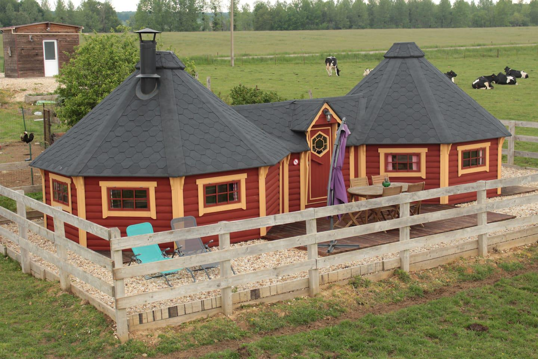 Maison traditionnelle à Sauville
