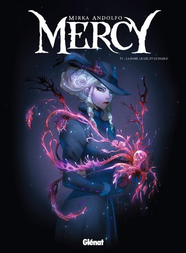 <em>Mercy</em> – Mirka Andolfo (Glénat)» class=»c-product__image»>  <div class=