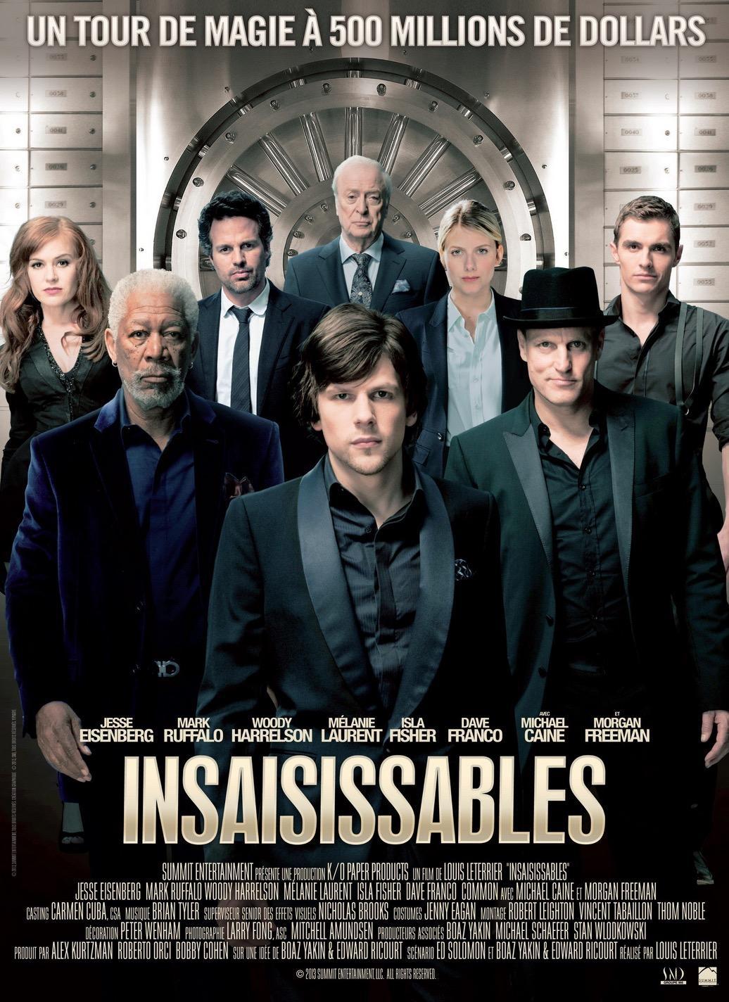 Insaisissables - 2013