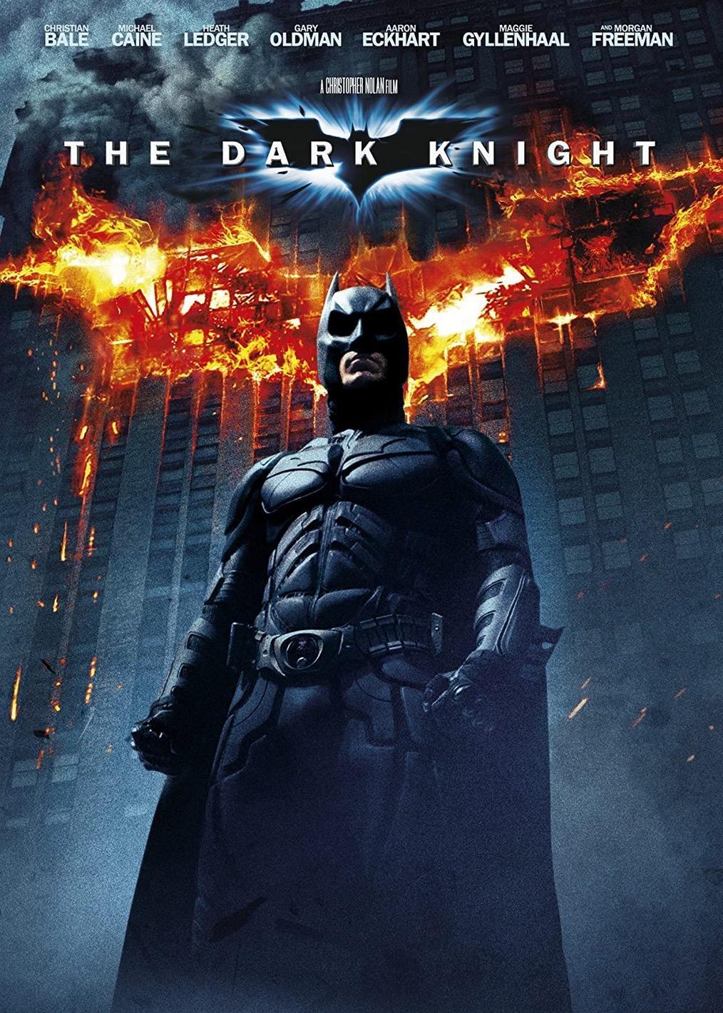 La trilogie Dark Knight - 2005-2012