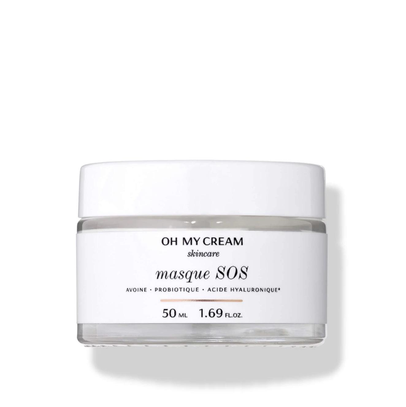 Le masque SOS de Oh My Cream