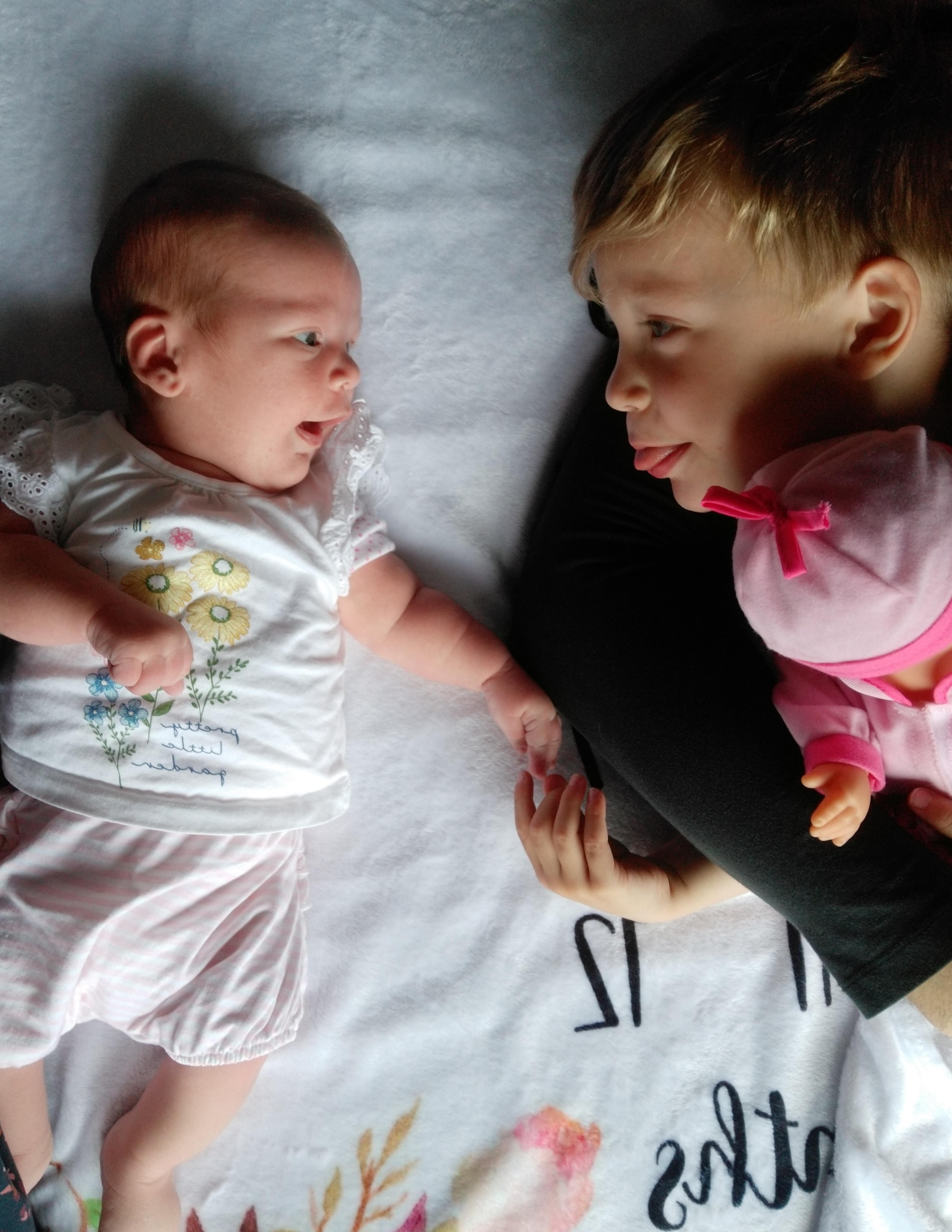 Élia et Lyo