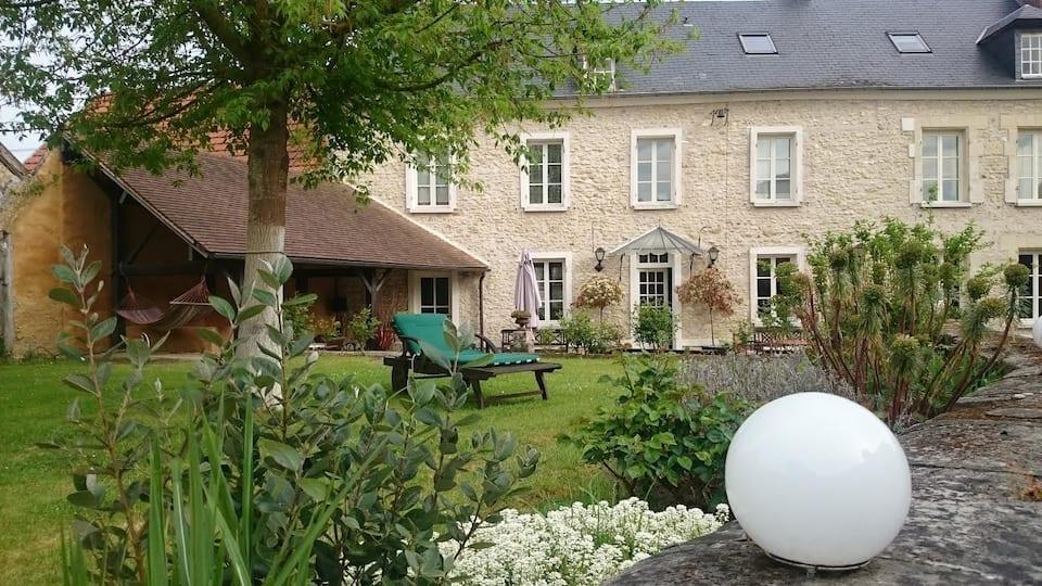 Maison de charme à Boury-en-Vexin, Hauts-de-France