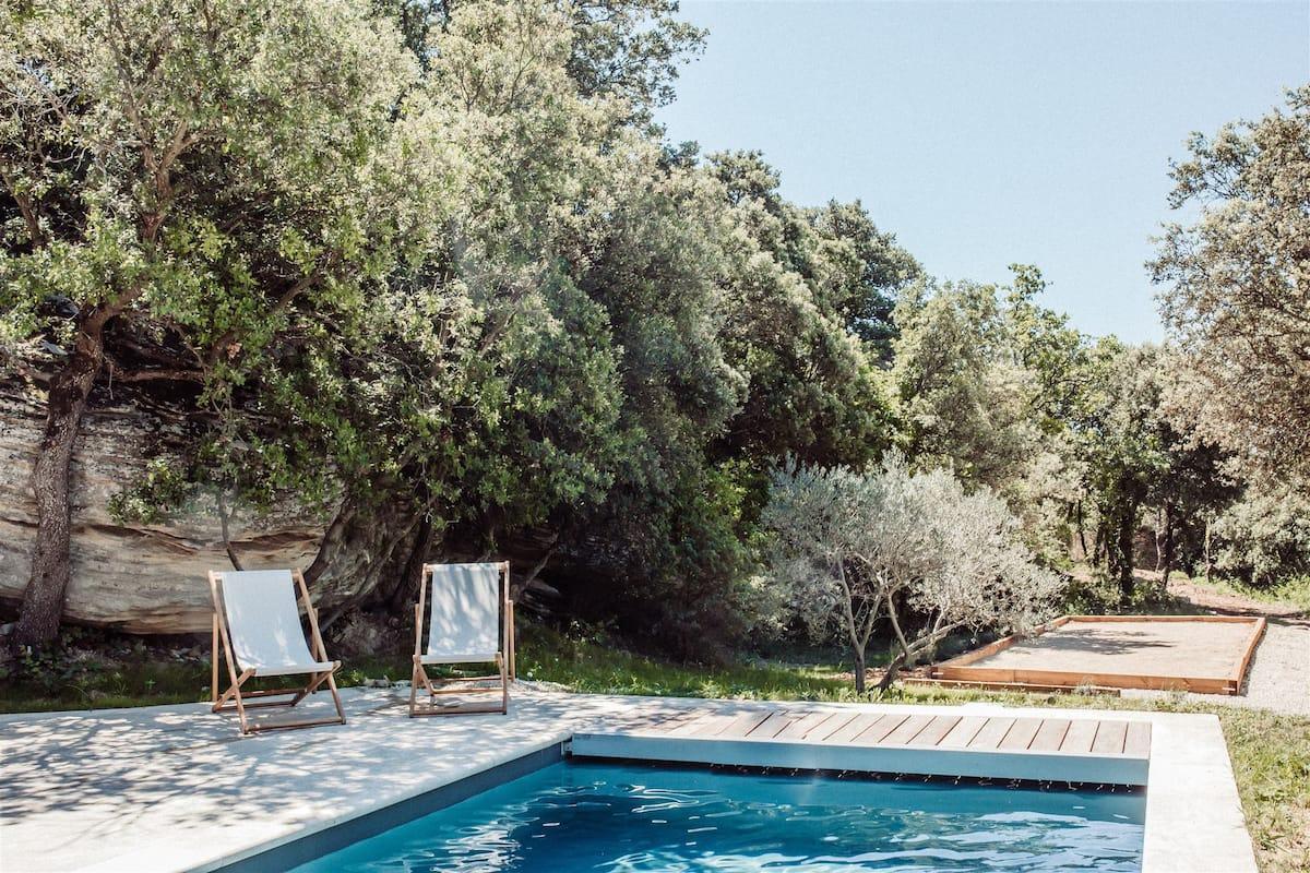 Villa Lepidus à Gordes, Provence-Alpes-Côte d'Azur