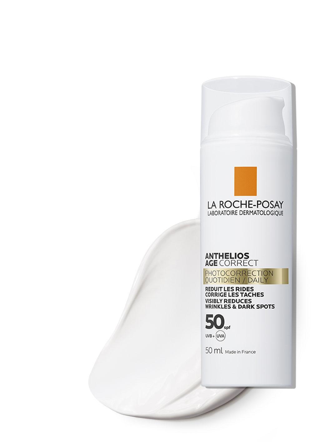 Voor de stedelijke huid: Anthelios Age Correct SPF 50